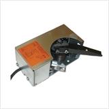 Электроприводы для воздушных клапанов с пружинным возвратом