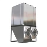 Вентиляторные градирни ГРД металл