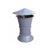 Вентиляторы крышные осевые ВКРО