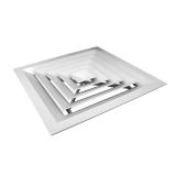 Диффузоры алюминиевые потолочные 4АПН
