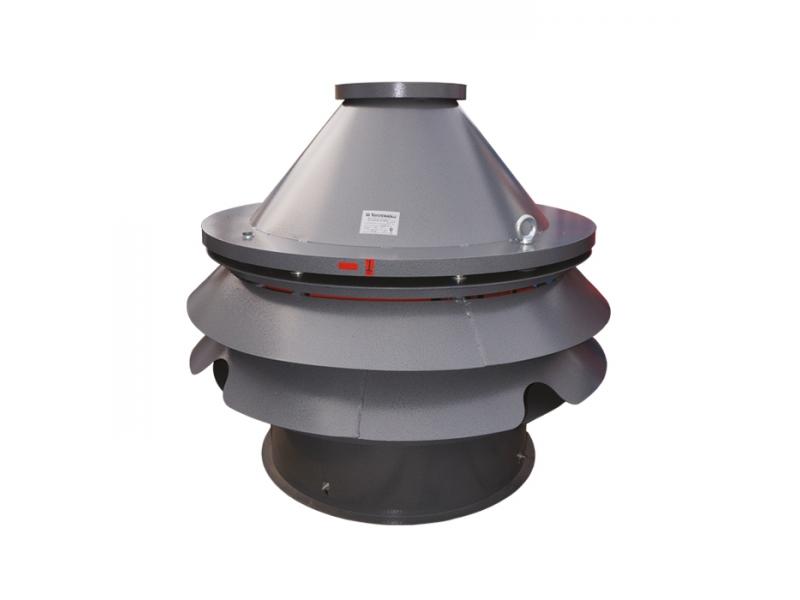 Промышленные крышные вытяжные вентиляторы