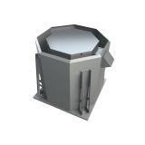 Крышный радиальный вентилятор АКРВ-ДУ