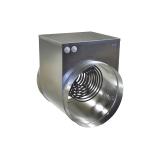 Круглый электрический канальный нагреватель 125