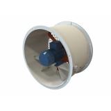 Осевые вентиляторы ВОК-380