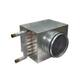 Круглый канальный нагреватель VBC 125