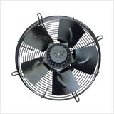 Вентиляторы осевые с внешнероторным двигателем