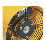 Ballu BHG-20 - вентилятор