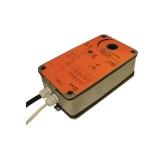 Электропривод с пружинным возвратом FS24-7-S / FS24-7-ST