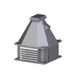 Крышный радиальный вентилятор АКРС-ДУ
