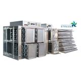 Установка для комплексной очистки воздуха STRADA CHIEF компоненты