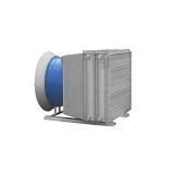 Отопительный агрегат АО2-6,3-80