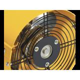 Ballu BHG-40 - вентилятор