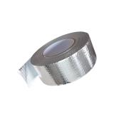 Скотч алюминиевый армированный