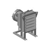 Агрегаты воздушно-отопительные АО2П