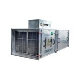 Газоконвектор STRADA STANDART в сборе