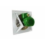 Осевые вентиляторы ВО-380 (взрывозащищенные)